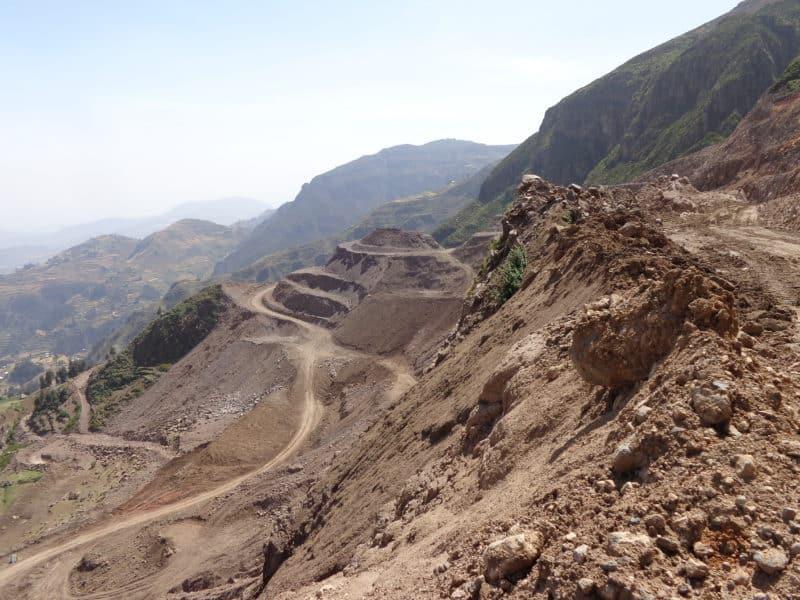ETIOPIA – PROGETTO FEDERALE OPERE IN TERRA RINFORZATA